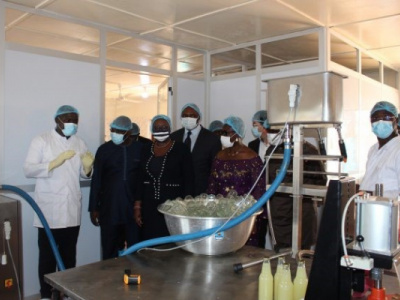 tsevie-is-now-home-to-togo-s-first-fruit-and-vegetable-processing-unit