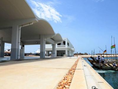 togo-president-gnassingbe-inaugurates-new-fishing-port-in-gbetsogbe-baguida