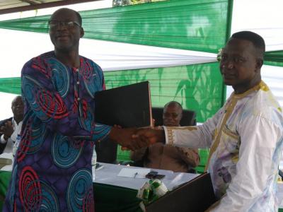 togo-la-federation-des-groupements-de-cotonculteurs-a-une-nouvelle-equipe-de-dirigeants