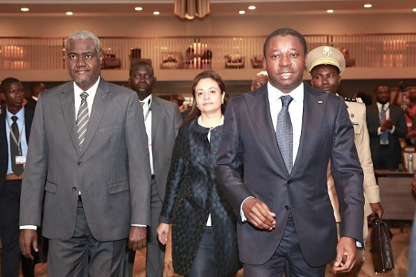 Togo's President to present implementation assessment relating to SAATM this month in Addis Ababa