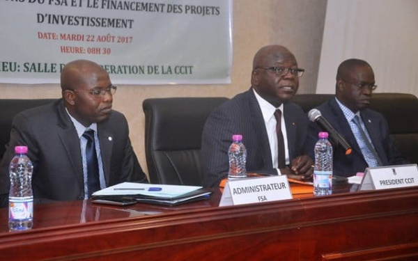 Togo: CCIT and African Solidarity Fund sign agreement in favor of business operators