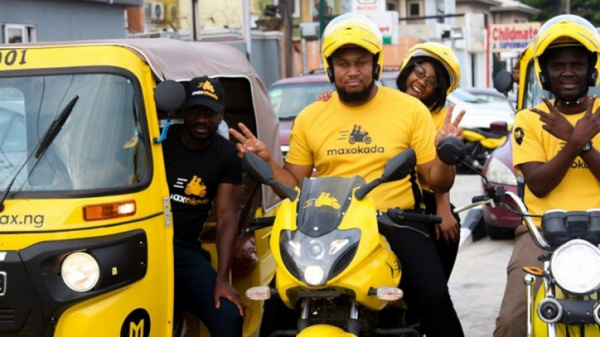 Nigerian mobility startup Max.ng raised $7M to expand across 10 West African cities