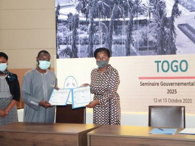 togo-les-ministres-signent-un-contrat-d-engagement