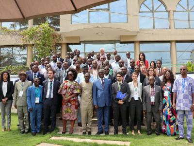 lancement-a-lome-du-projet-regional-alliance-mondiale-de-lutte-contre-le-changement-climatique-plus