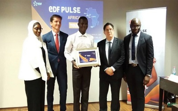 Energy Cycle will represent Togo at the EDF Pulse Africa finals in Paris next month