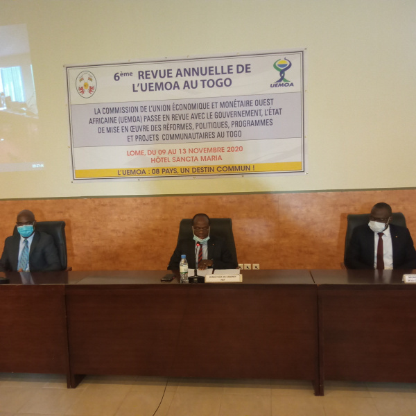 Regional integration: WAEMU Commission reviews reform implementation in Togo and other states