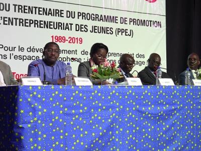 togo-les-subventions-du-programme-de-promotion-de-l-entrepreneuriat-des-jeunes-representent-a-ce-jour-plus-de-500-millions-fcfa