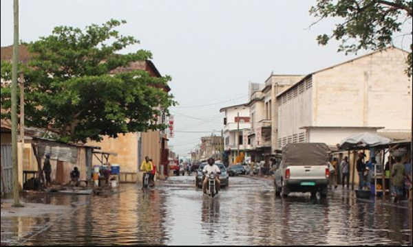 Regional experts meet in Lomé to discuss the creation of a flood warning system