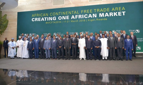 Togo ratifies law to create African Continental Free Trade Area