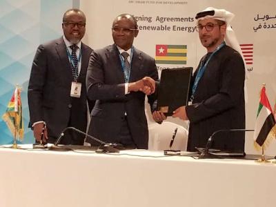 le-fonds-d-abu-dhabi-va-financer-la-centrale-solaire-de-blitta-a-hauteur-de-15-millions