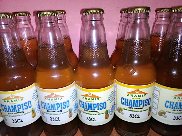 Champiso drinks to soon be sold in Canada and Egypt