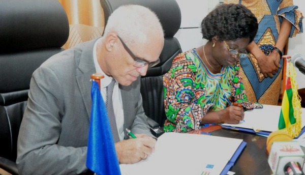 EU disburses the first tranche of 2019-2020 budget support for Togo