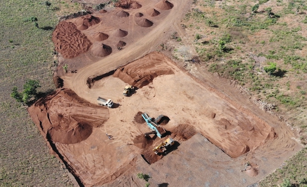 Togo: Keras secures approval to ship 10,000t manganese ore bulk sample