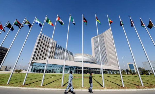 Togo chairs African Union Security and Peace Council this month