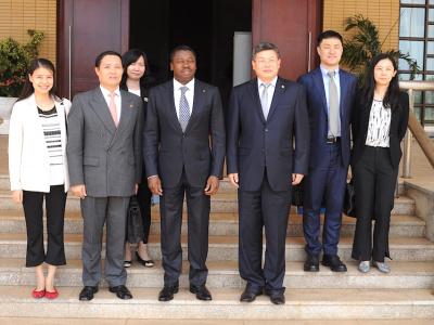 sun-ping-vice-president-d-exim-bank-l-amitie-sino-togolaise-peut-etre-approfondie-par-le-soutien-de-notre-banque