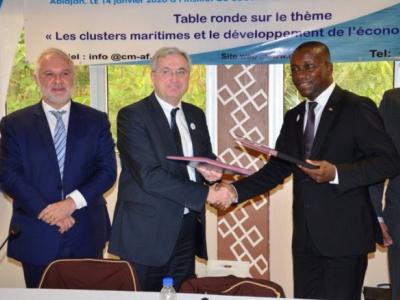 francophone-africa-s-maritime-cluster-cmaf-partners-with-france-s-maritime-cluster