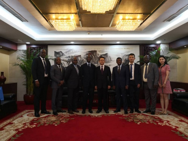 Togo sends a delegation to China to follow-up on past China-Africa FOCAC summit