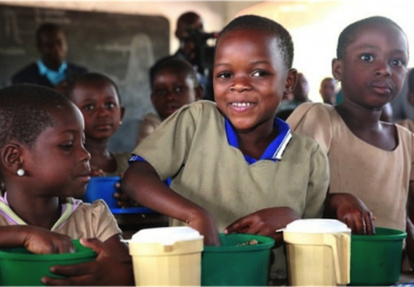 Togo: Authorities want to engage local farmers in World Bank's school canteen project
