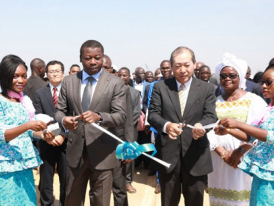 togo-president-gnassingbe-commissions-two-new-bridges