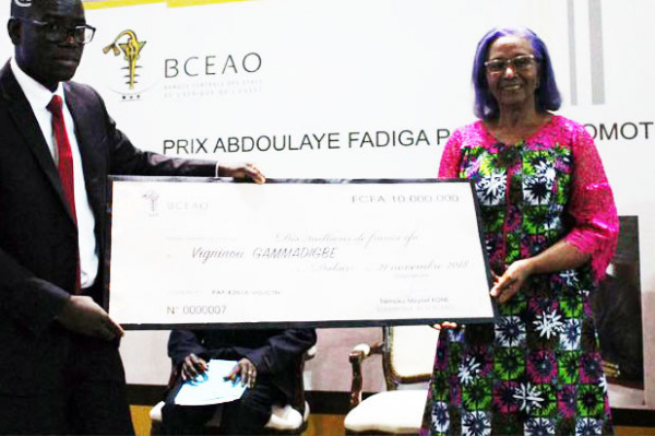BCEAO launches call for submissions of projects for 2020 Abdoulaye Fadiga Prize