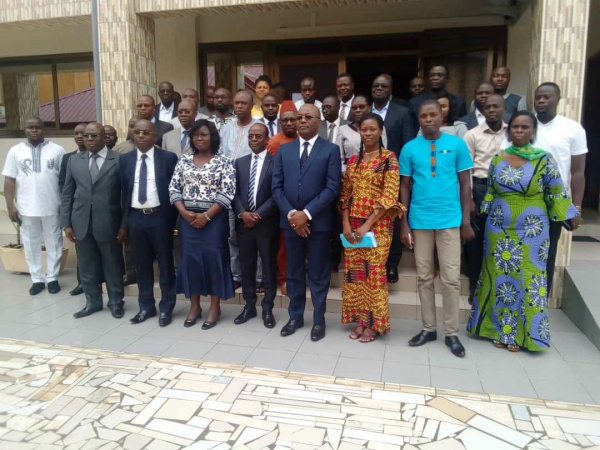 Togo: Kpalimé hosts a workshop to improve collaboration between authorizing officers and accountants of public institutions