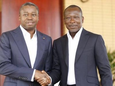 faure-gnassingbe-et-patrice-talon-s-engagent-a-interconnecter-leurs-douanes-pour-limiter-les-fraudes
