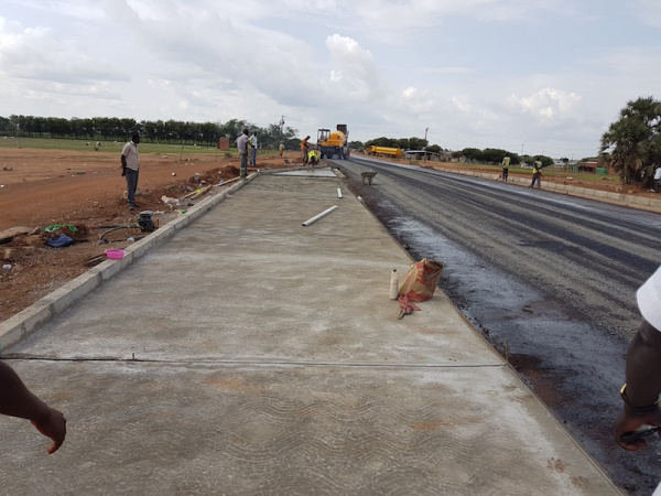 BOAD to build more than 162km of roads in Northern Togo