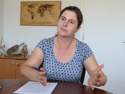 coralie-gevers-becomes-the-new-chief-of-operations-of-world-bank-in-togo