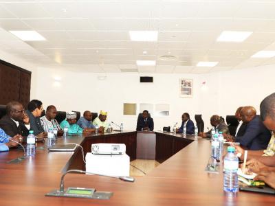 le-togo-le-burkina-faso-et-le-niger-evaluent-l-interconnexion-de-leurs-systemes-informatiques-douaniers
