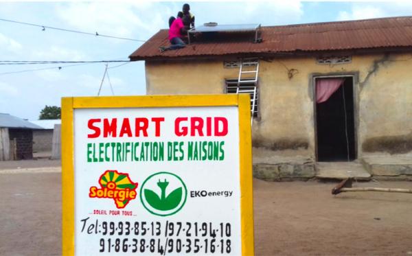 French giant Total teams up with Solergie to develop solar energy solution in Togo