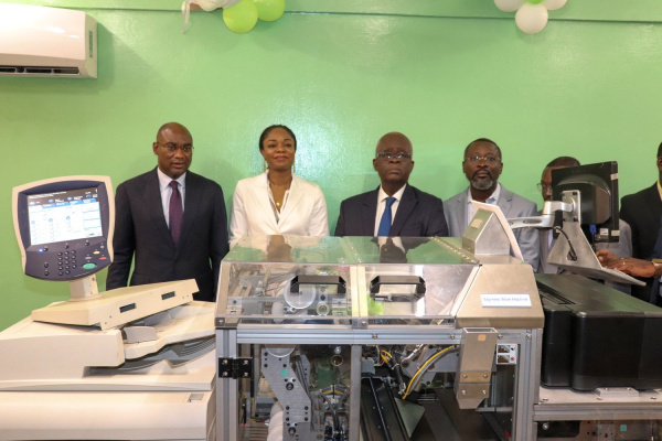Togo: Government gets an Expresso Book Machine for the Universities of Kara and Lomé