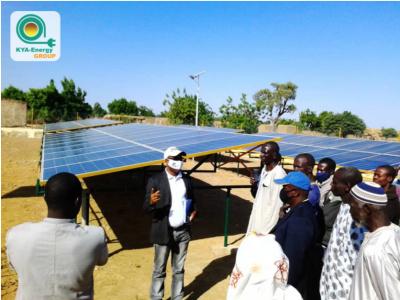 la-startup-togolaise-kya-energy-group-livre-six-mini-centrales-hybrides-au-mali