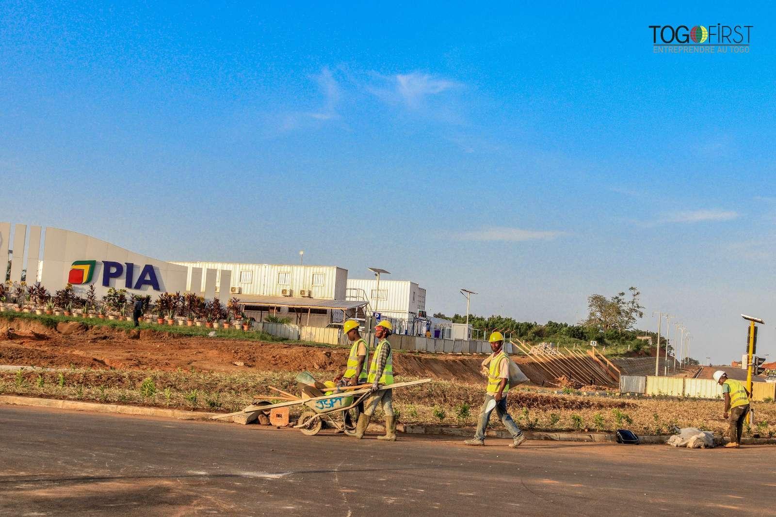 Esplanade de la Plateforme Industrielle d