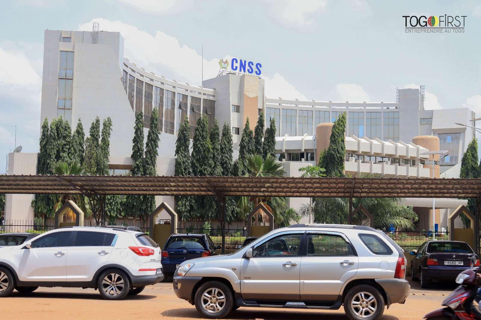 Siège social de la Caisse Nationale de Sécurité Sociale du Togo (CNSS Togo)